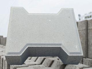灰色工字砖