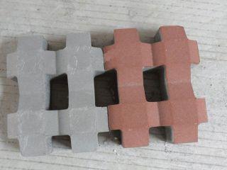井型护坡砖