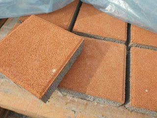 方块透水砖